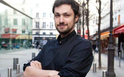Olivier Picard, fondateur de Terra Culinaria