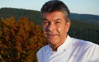 Chef Régis Marcon, la cuisine végétale se partage et se transmet