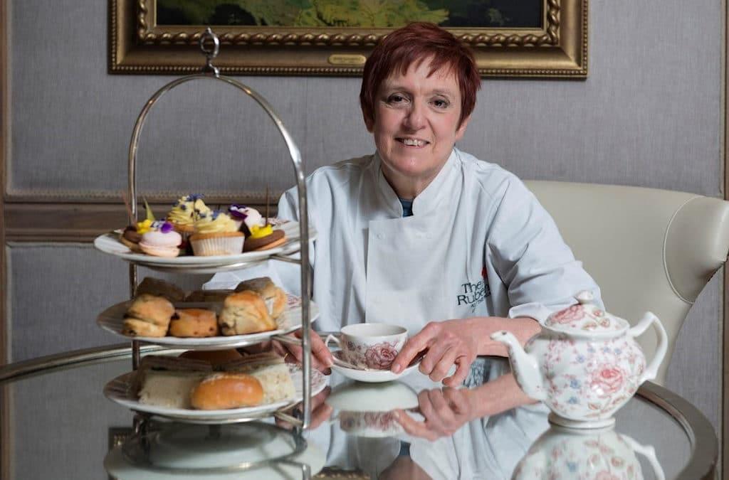 Danielle Maupertuis, la pâtisserie végétale de la Belgique au Royaume-Uni