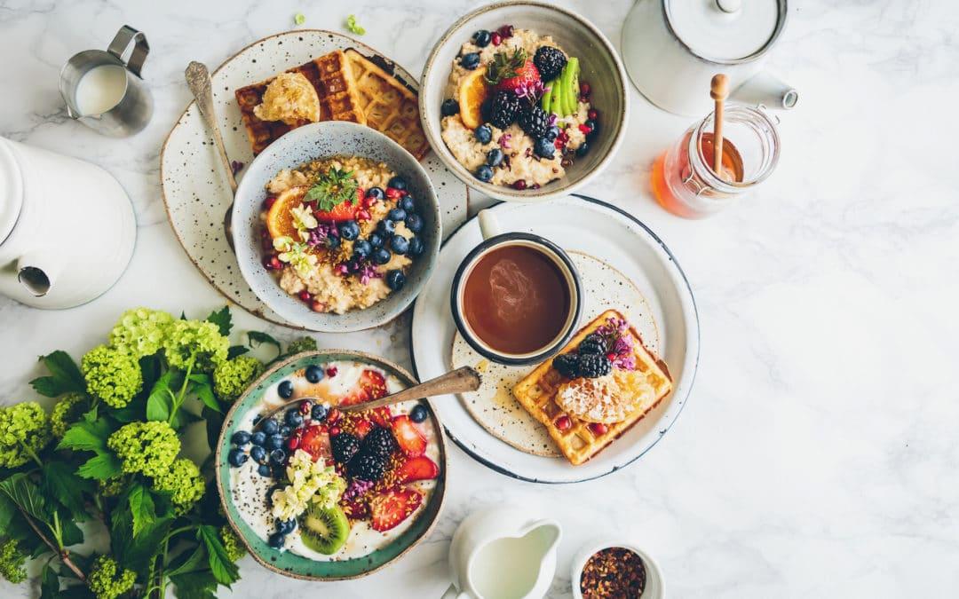 Le petit déjeuner végétal en hôtellerie