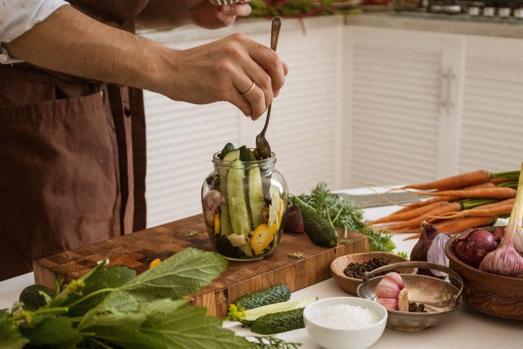 l'Institut V participera à une table ronde sur le thème de la cuisine éco-responsable